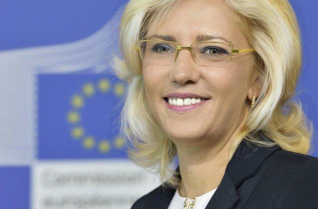 Corina Cretu, comisar european: Viitorii primari au o responsabilitate imensa