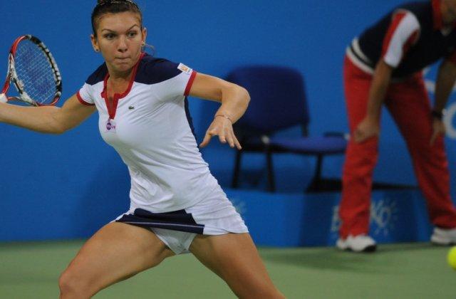 Simona Halep a devansat-o pe Serena Williams