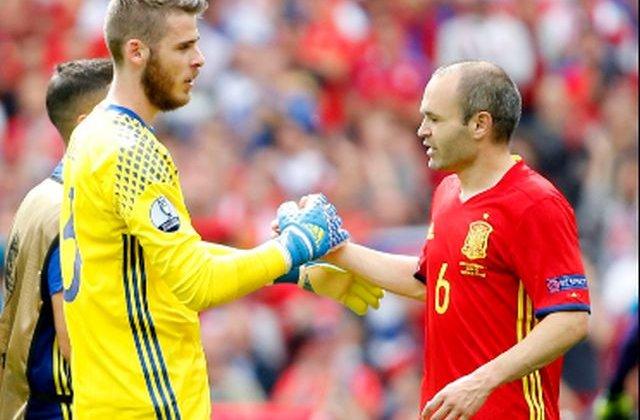 EURO 2016: La un pas de surpriza. Spania - Cehia 1-0