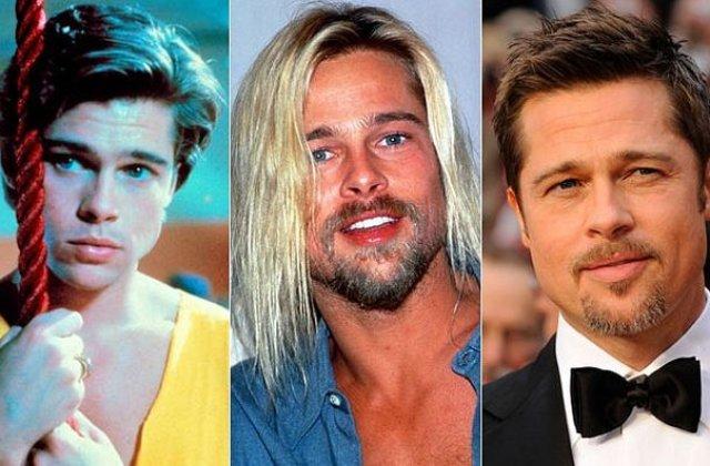 Asa aratau starurile de la Hollywood la inceputul carierei! 9 fotografii surprinzatoare