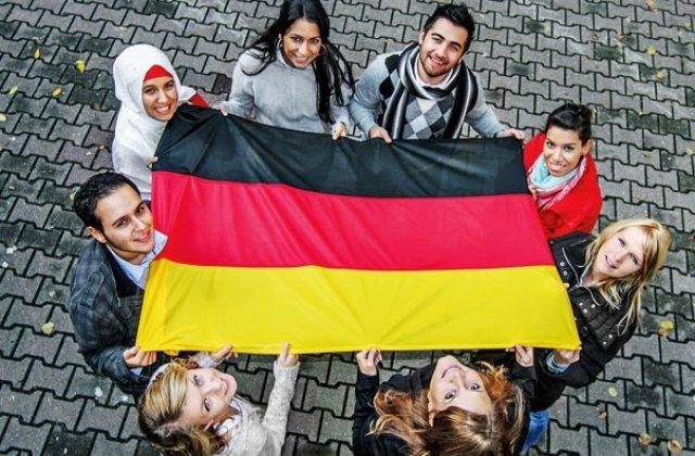 "Un german din doi se simte strain in tara sa din cauza ""numerosilor musulmani"""
