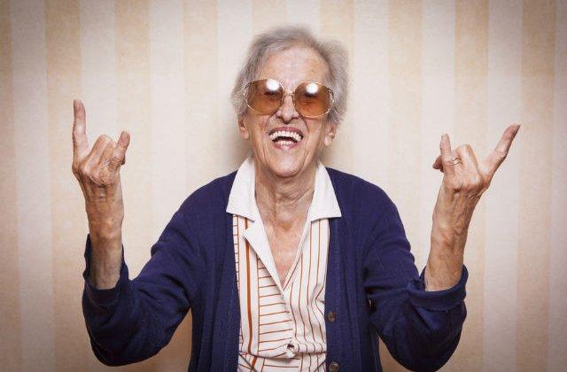 [FOTO] Lectia de viata pe care o putem invata de la aceasta bunica