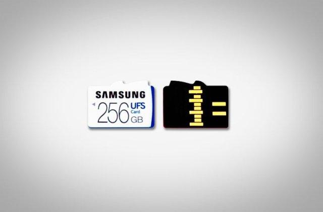 Samsung a anuntat succesorul cardurilor MicroSD