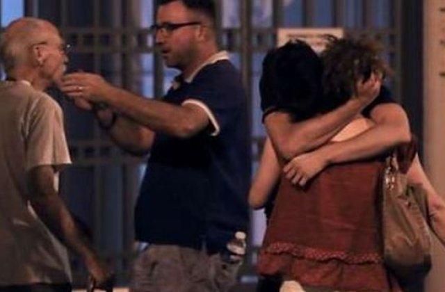 MAE: O familie care se afla joi in zona Nisa nu au fost localizata; minorul s-ar putea afla intr-un spital
