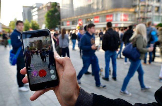 [VIDEO] Isteria Pokemon Go a cuprins Romania