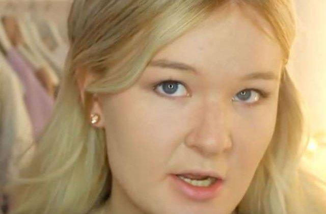 [VIDEO] Si-a aplicat 100 de straturi de fond de ten pe fata. Cum arata la final