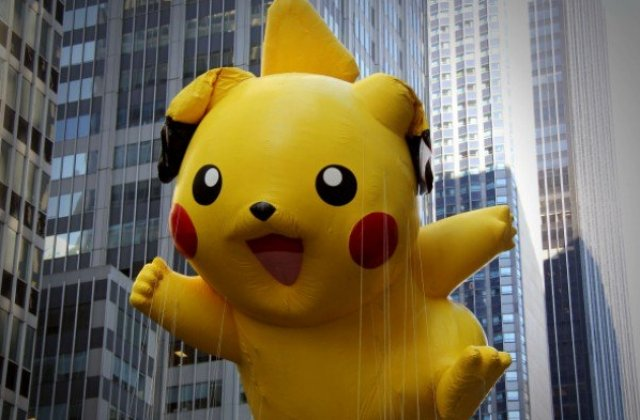 "Un film live-action inspirat din universul francizei ""Pokemon"" va fi turnat in 2017"