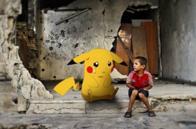 "Haideti sa-i salvam! Cei mai de rari si de nepretuit ""pokemoni"" sunt in Siria"