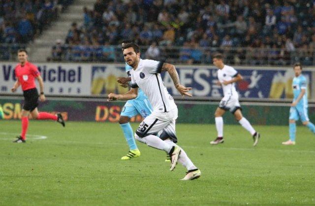 Europa League: Esec dureros pentru Viitorul. Gent a invins cu 5-0