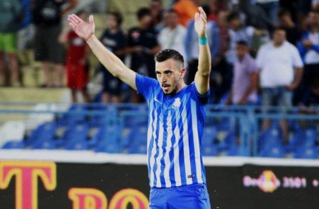 Pandurii - Maccabi Tel Aviv 1-3. Misiune imposibila pentru echipa lui Grigoras