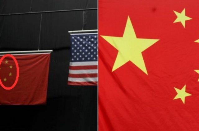 Organizatorii JO vor schimba steagurile Chinei de la Rio
