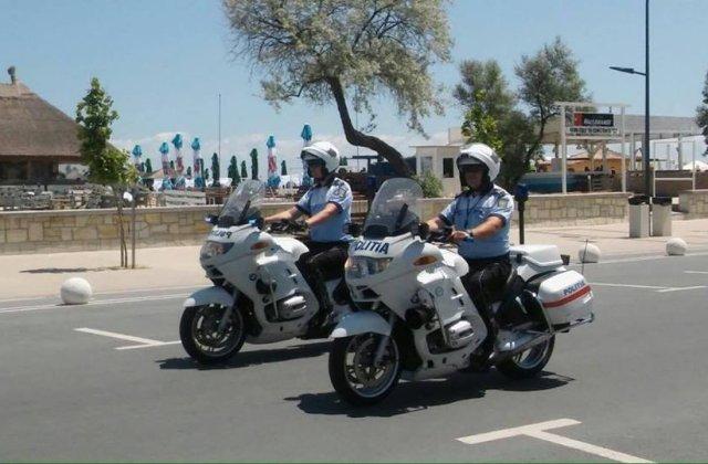 Aproximativ 1.400 de politisti, jandarmi si pompieri asigura masurile de ordine la funeraliile Reginei Ana