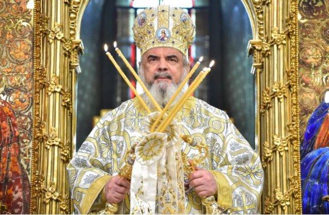 Salariul Patriarhului Daniel, dublat in noua lege a salarizarii bugetarilor