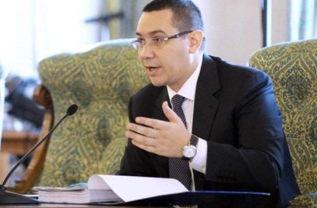 Ponta, atac la adresa liberalilor: Mai exista cineva care sa voteze acest PNL cu inima linistitita ca face un lucru bun?