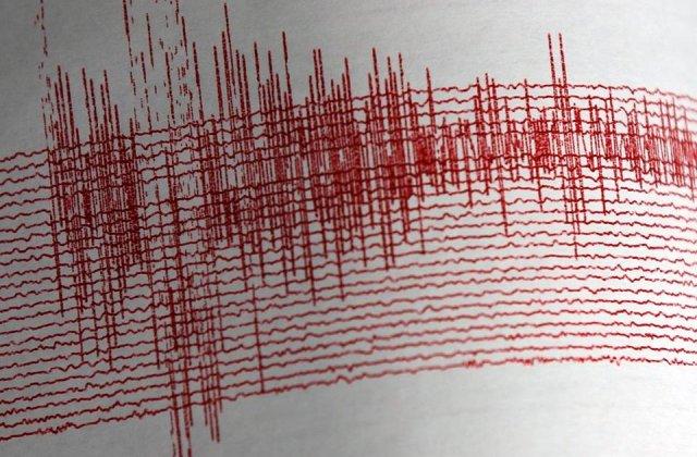 Cutremur cu magnitudinea de 3, 8 grade in judetul Vrancea