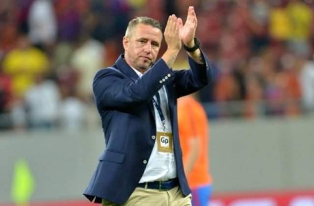 Laurentiu Reghecampf: Avem nevoie de un raspuns, de o partida buna in Derby
