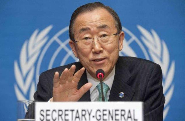 Ban Ki-moon solicita examinarea unor informatii ce ar putea elucida moartea fostului secretar general Hammarskjold