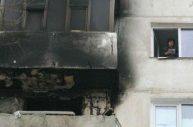 Explozie intr-un bloc din Sectorul 4 al Capitalei. Trei persoane au fost ranite