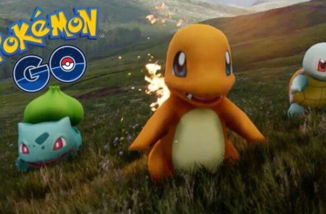Pokemon Go a castigat 500 de milioane de dolari in doar 60 de zile