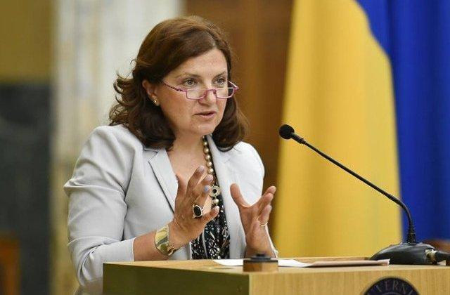 Raluca Pruna: Ministerul Justitiei a platit anul trecut aproape 10 mil. de euro doar pentru chiriile judecatorilor si grefierilor