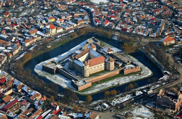 Top 10 cetati medievale din Romania