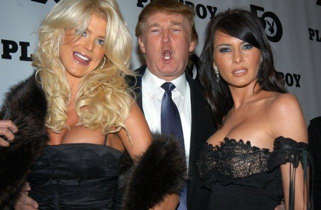 ALEGERI SUA: Donald Trump a aparut intr-un filmulet cu iepurasii Playboy VIDEO