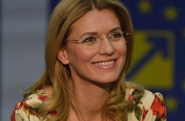 Alina Gorghiu propune reducerea contributiilor la angajator cu 5,5%