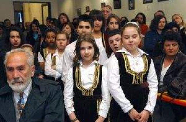 Romanii si aromanii, minoritati etnice in Romania