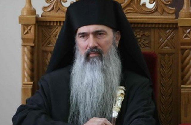 Arhiepiscopul Tomisului, sub control judiciar pentru luare de mita si folosirea cu rea-credinta de documente ori declaratii false