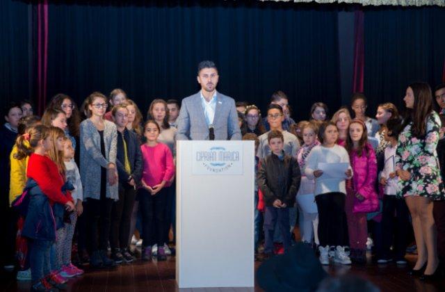 Primii 100 de absolventi ai cursurilor Fundatiei Ciprian Marica au debutat pe scena Centrului Cultural Buftea