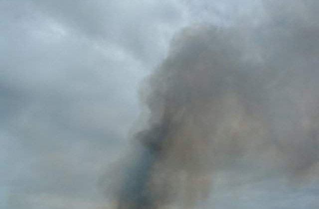 Explozie intr-un bloc din Bistrita. Noua persoane au fost transportate la spital si alte 100, evacuate