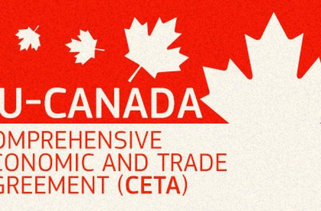 Belgia a reusit sa ajunga la un consens. CETA se semneaza