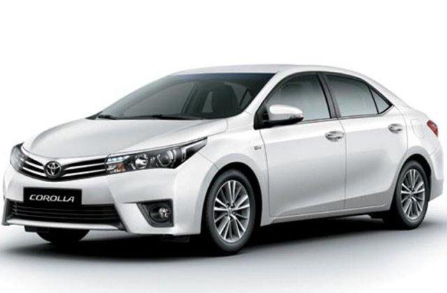 Toyota Corolla aniverseaza 50 de ani de existenta