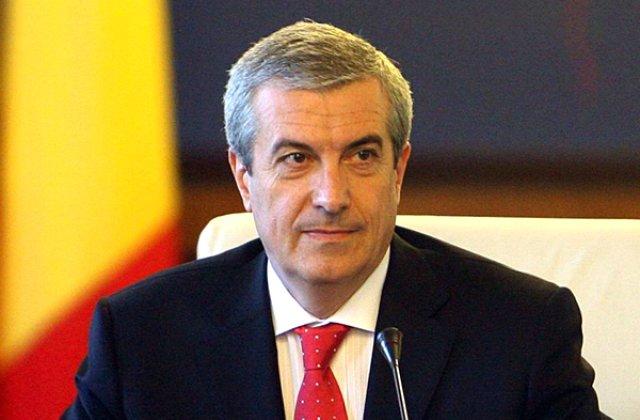 [INTERVIU] C.P. Tariceanu: Criticile lui Iohannis si PNL, semnale de invidie