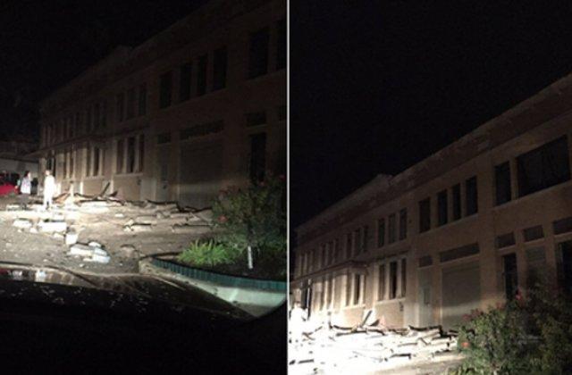 Cutremur cu magnitudinea 5 in centrul statului Oklahoma