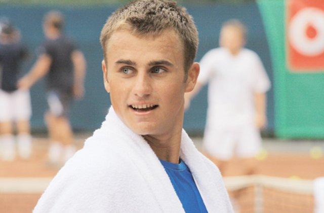Marius Copil, semifinalist la Bratislava