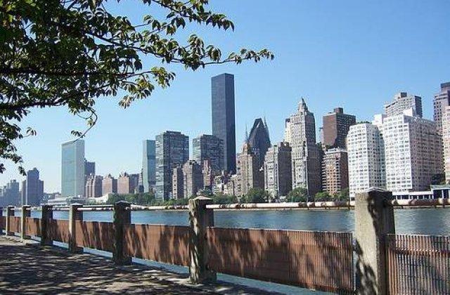 Cea mai calda vara din istoria New York