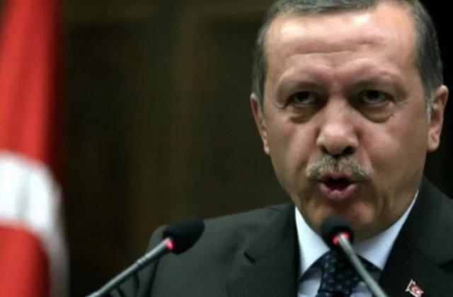 Erdogan: Nu sunt de acord cu Hitler, dar nici cu actiunile israeliene din Fasia Gaza