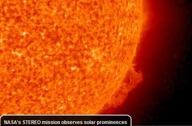 NASA vrea sa studieze Soarele de la mica distanta