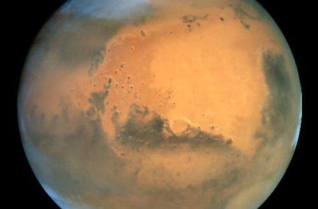 NASA: Mesaj al extraterestrilor, descoperit pe Marte