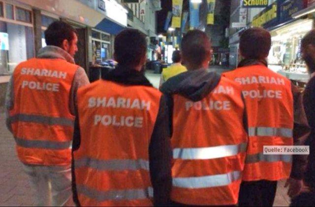 """Curte germana de Judecata: Musulmanii nu au incalcat legea prin instaurarea """"Politiei Sharia"""""""