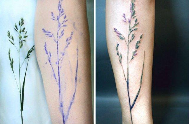 [VIDEO] Tatuajele botanice, trendul care face furori. Uite cum se realizeaza