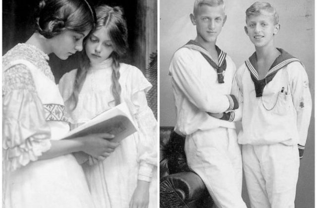 Moda adolescentilor in secolul XX. Trebuie sa vezi cum aratau in Romania!