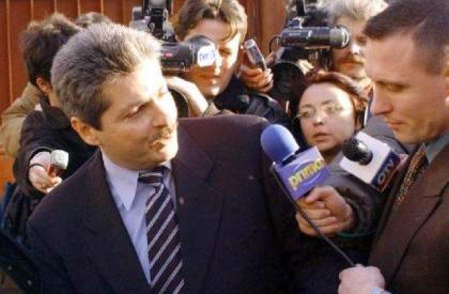 "Sorin Ovidiu Vintu a renuntat la ""forma de protest"""