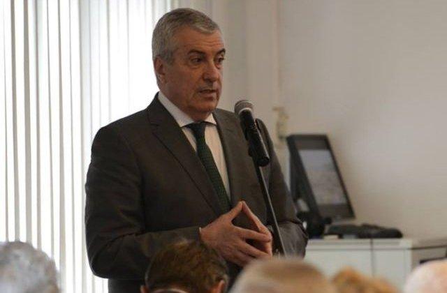 """Tariceanu, despre decizia lui Iohannis de a nu-l invita la parada: """"Sa lasam in spate disputele personale"""""""
