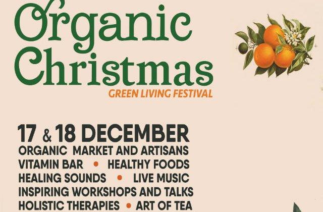 Organic Christmas iti aduce natura in mijlocul orasului!