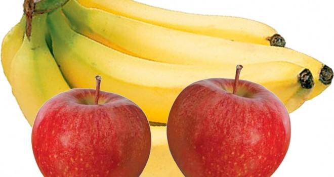 Daca mirosi banane, sau mere verzi poti sa slabesti - 10 lucruri ...