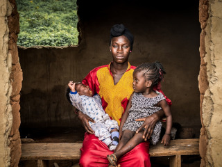 Nigeria Femeie intalnire