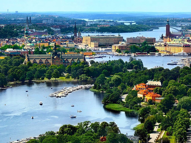 Stockholm, Suedia - Vacanta la aer curat: 10+ orase verzi din Europa unde  merita sa-ti petreci concediul