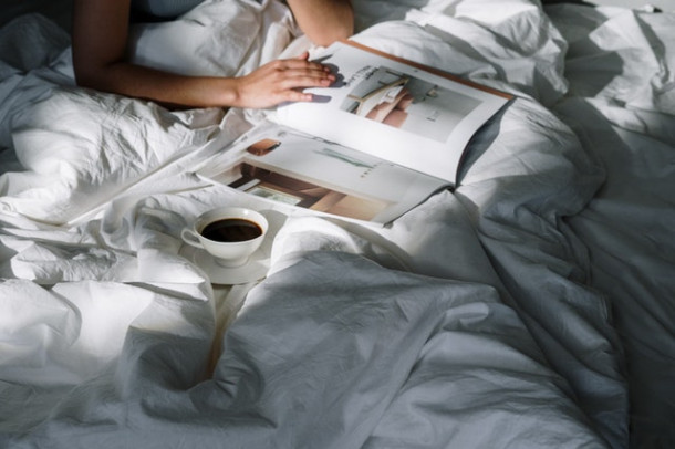 Care e primul lucru pe care ți-l spui dimineața?